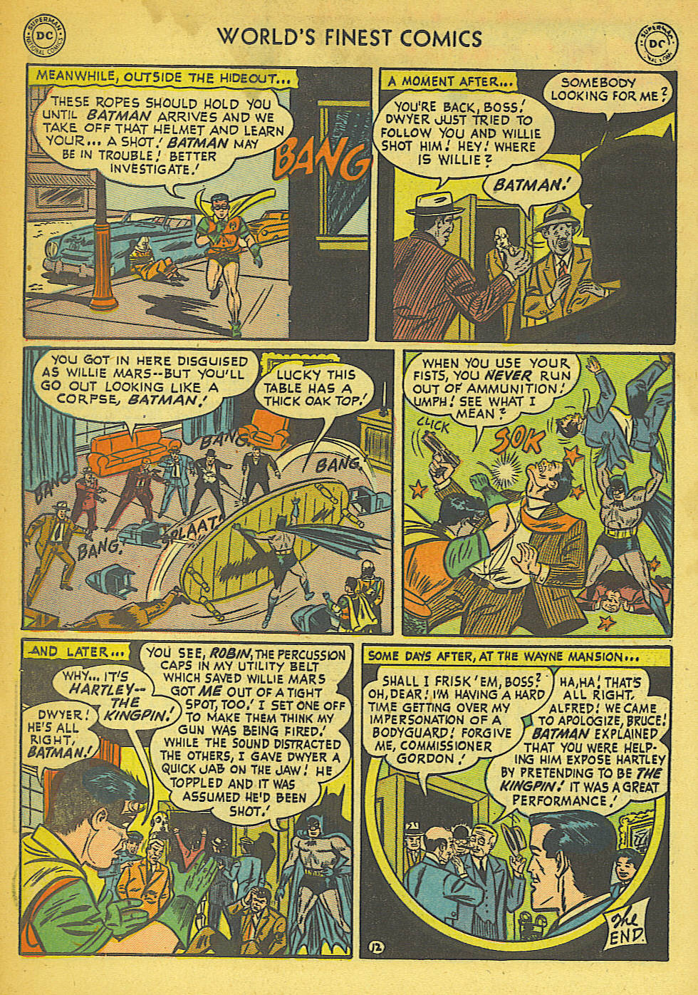 Read online World's Finest Comics comic -  Issue #57 - 64