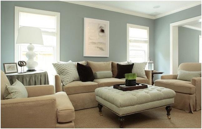 idee deco salon d coration salon d cor de salon. Black Bedroom Furniture Sets. Home Design Ideas