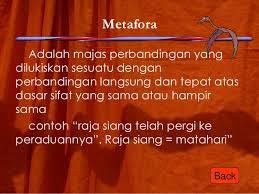 Majas Metafora