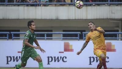 Sriwijaya FC: Beto Goncalves Berwarga Negara Indonesia ( WNI )