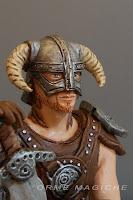 statuette personaggi videogiochi film serie tv rievocazioni storiche vichingo ormamagiche