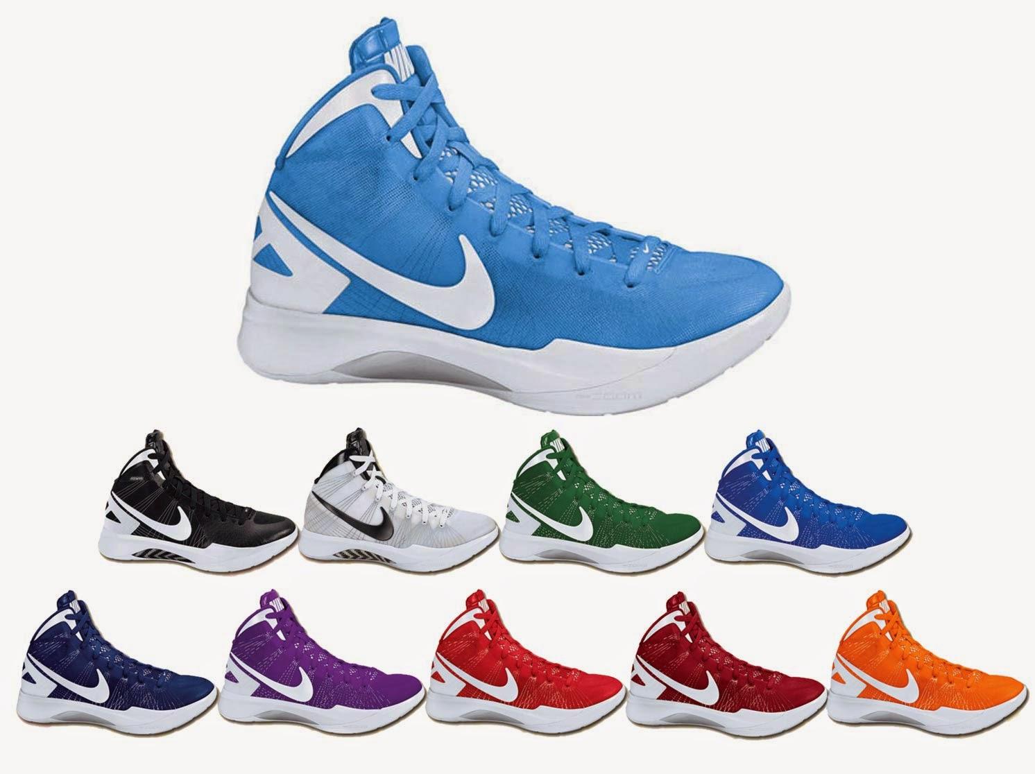 Nike Basketball Art: Basketball Shoes 2014 Hyperdunks Shoe Clip Art