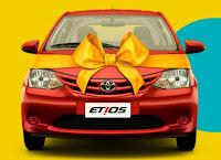 Promoção Test-Drive Car House Toyota