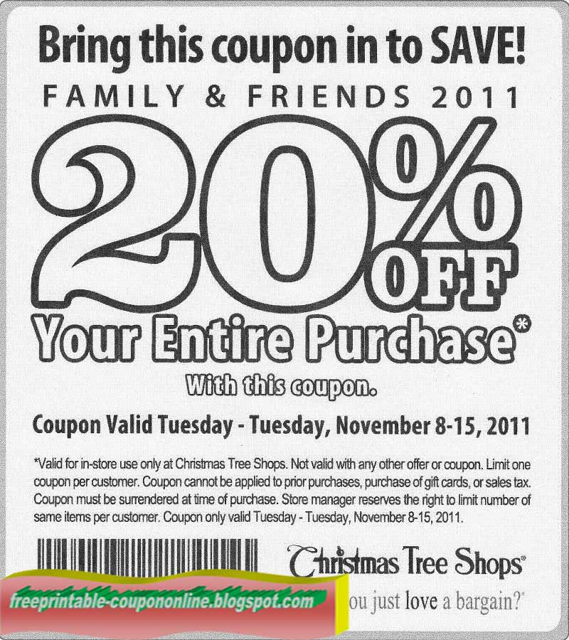 amazing coupons christmas tree shop part 12 free printable christmas tree shops coupons - Christmas Tree Store Coupon