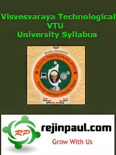 VTU Syllabus 2018 - 2019 B.E B.tech 1st 2nd Semester Syllabus Schemes PDF