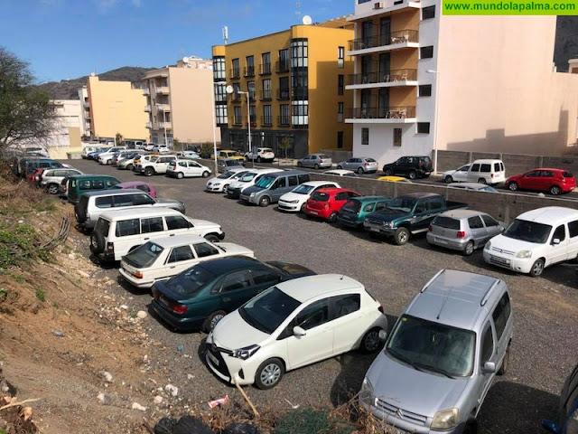 Los Llanos supera las 2.000 plazas de aparcamiento gratuito en el municipio