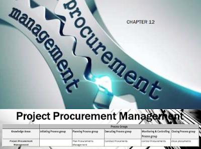 Manajemen Proyek - Project Procurement Management