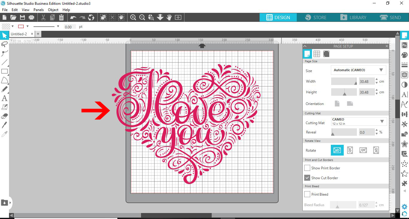 How To Use Svg Files In Silhouette Studio Design Bundles