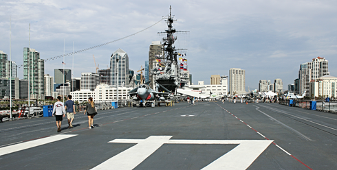 USS Midway Museum San Diego