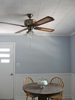 Replacing Long Ugly Kitchen Light