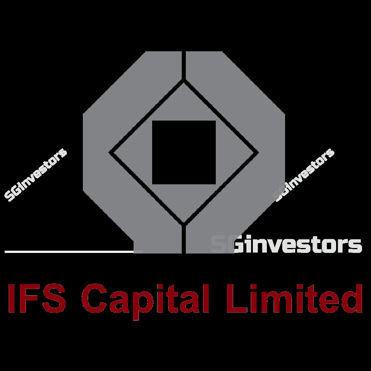 IFS CAPITAL LIMITED (SGX:I49) @ SGinvestors.io
