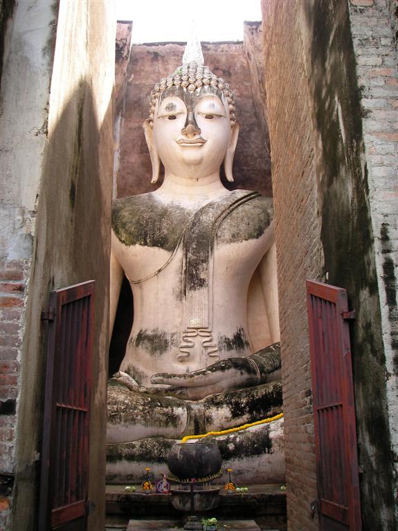 Patrimonio de la Humanidad en Asia y Oceanía. Tailandia. Ciudad histórica de Sukhothai.
