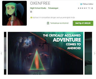 oxenfree mobile