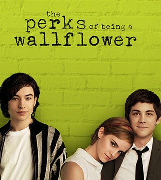 The Perks of Being a Wallflower by Stephen Chbosky - book cover