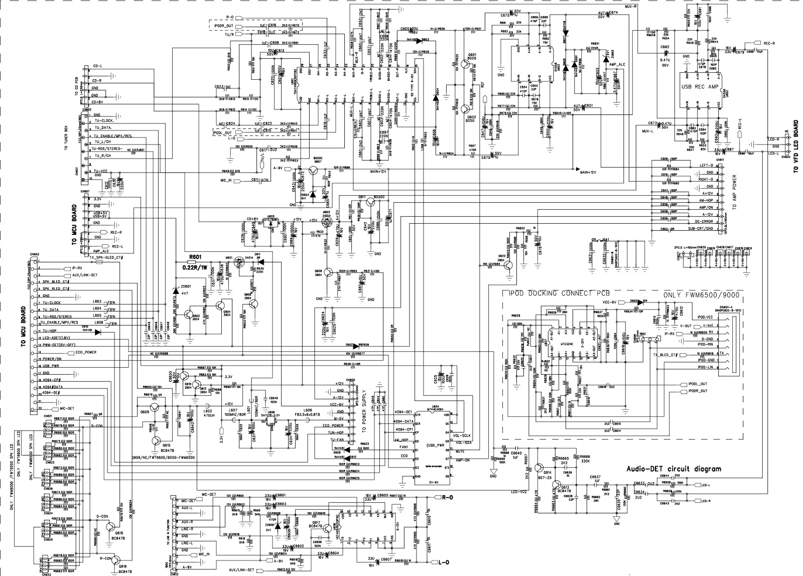 Vizio Tv Input Diagram 01 Dodge Durango Wiring Power Supply Schematics Lcd Service Manual