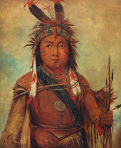 a history of the algonquian tribe of native americans The powhatan tribe was the largest tribe of native americans that lived in the tidewater region of virginia and spoke the algonquian language learn more details about the powhatan native americans by clicking this link.