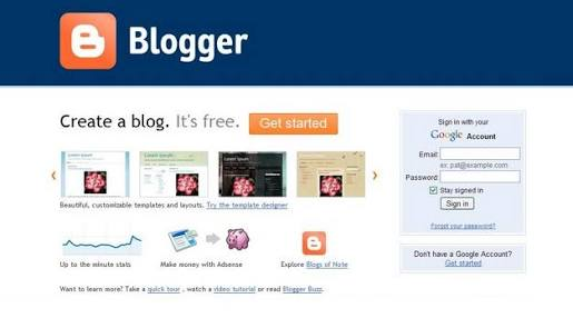 How to upload blogger template \' how to change blogger theme free ...