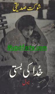 Khuda Ki Basti Novel
