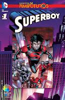 Os Novos 52! O Fim dos Futuros - Superboy #1