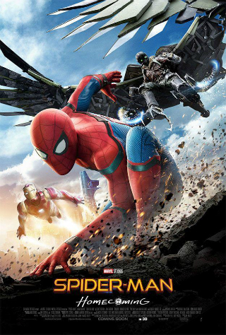 Spider-Man: Homecoming [2017] [DVDR] [NTSC] [Latino]
