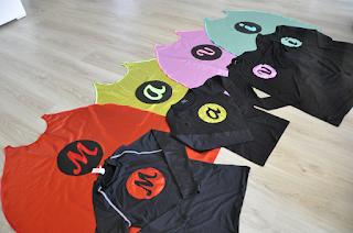 capas y camisetas de superheroe diy