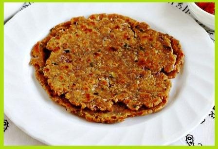 सिंधी कोकि रोटी बनाने की विधि - How to Make Sindhi Koki Roti