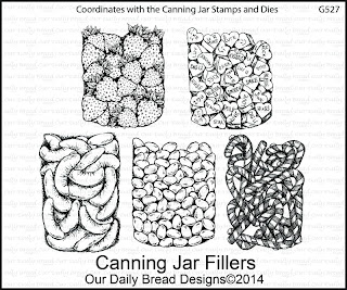 Stamps - Our Daily Bread Designs Canning Jar Fillers