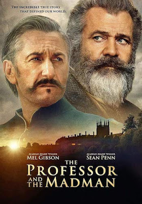 The Professor and the Madman 2019 English 720p WEB-DL 990MB