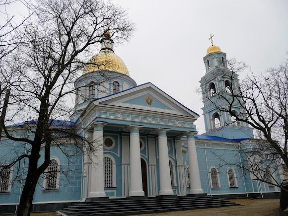 Білгород-Дністровський. Свято-Вознесенський собор. 1832 р.