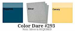 Color Dare #293 Closes Thur May 31st