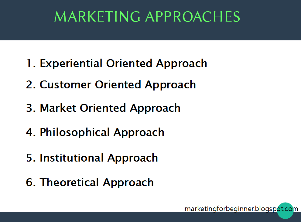 the marketing approach 3) identify the correct statement about marketing management a) it is primarily concerned with the systematic gathering, recording, and analysis of data about issues related to marketing products and services.