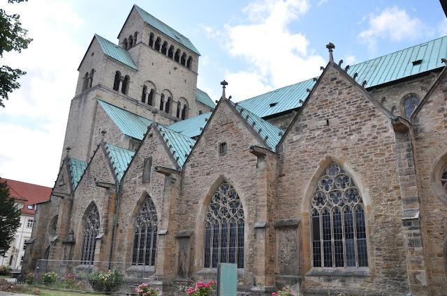 Romańska katedra w Hildesheim