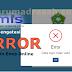 Cara Mengatasi Gagal/Error Login EMIS Online