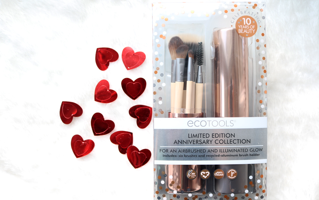 Ecotools Limited Edition Anniversary Collection
