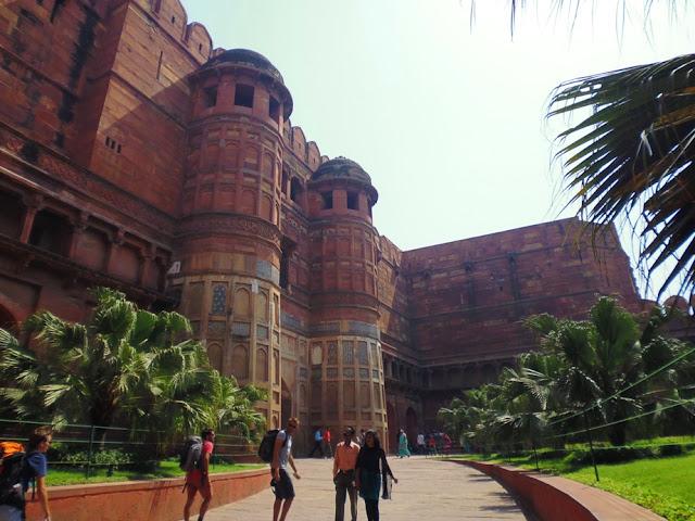 Istana Agra