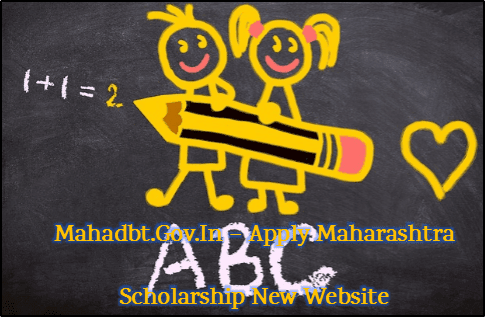 Mahadbt.Gov.In Apply Maharashtra Scholarship New Website
