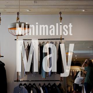 Capsule Wardrobe, Minimalist May @semibalancedmama