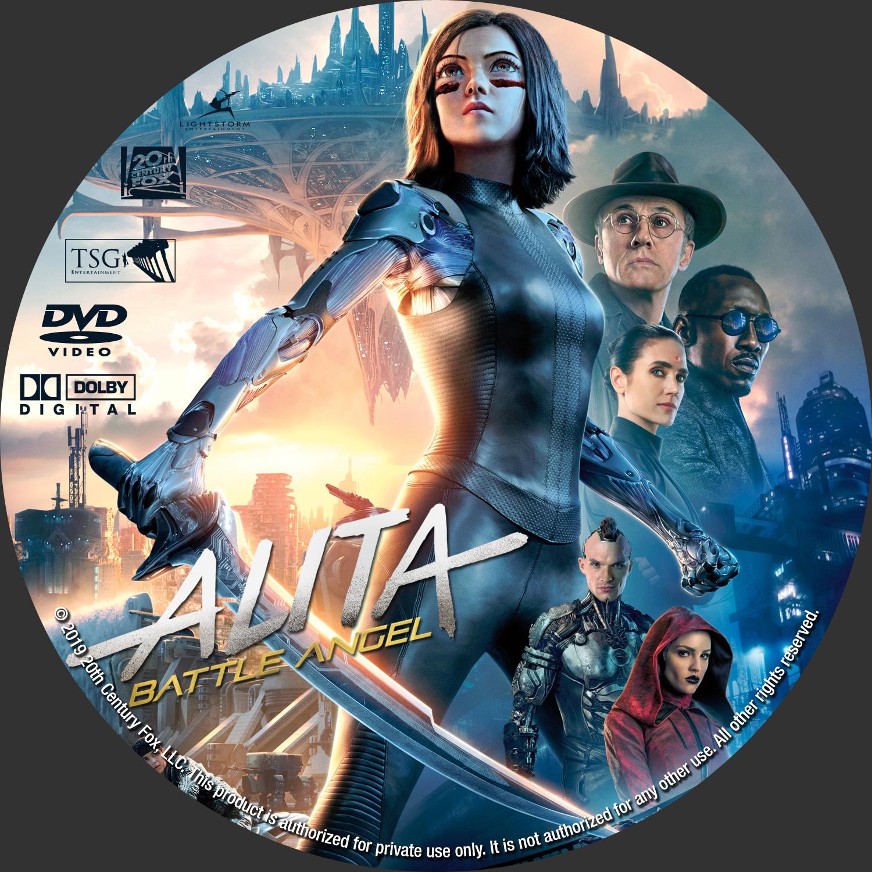 Alita Battle Angel Dvd Release Date