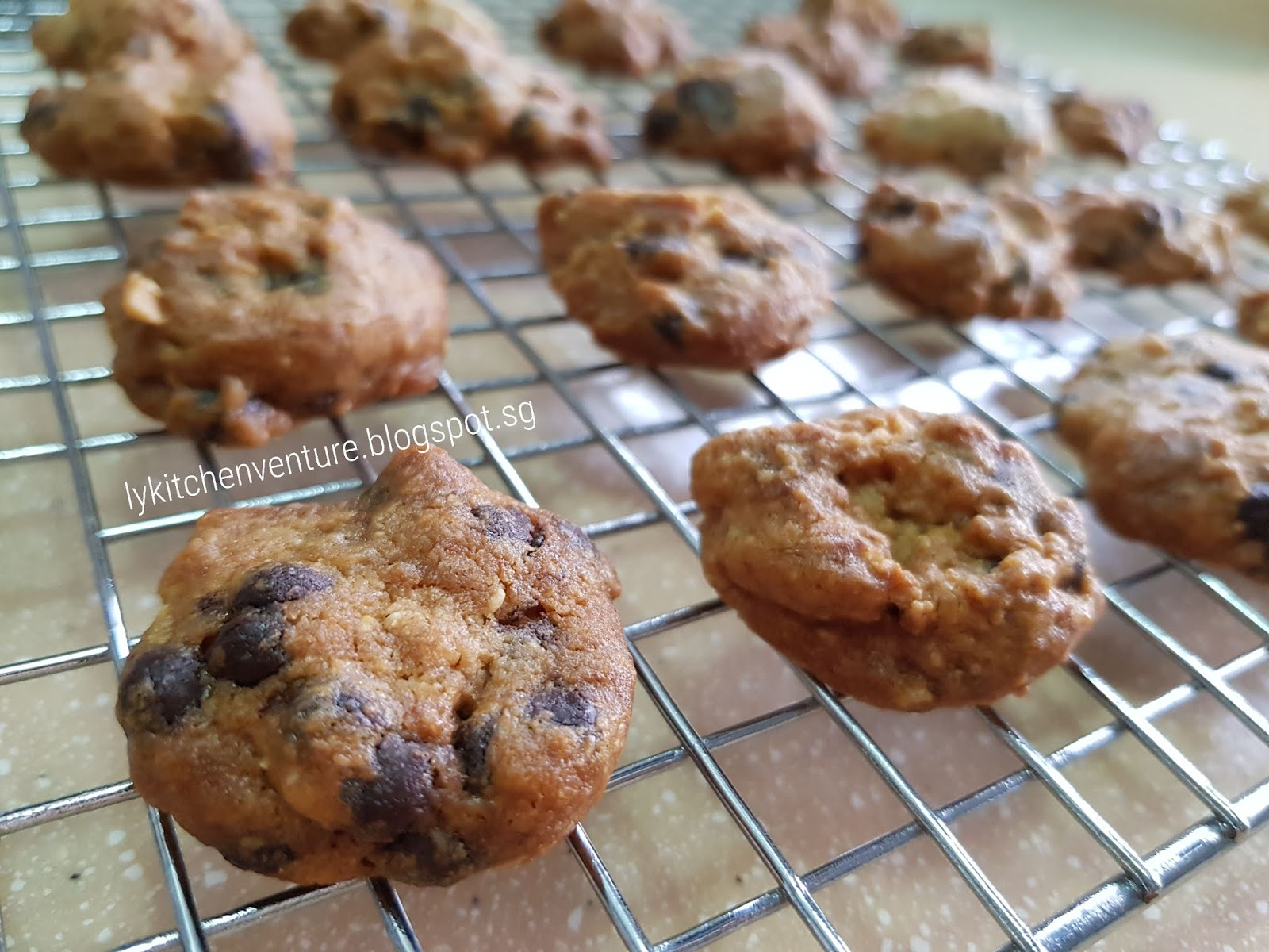 Ly S Kitchen Ventures Almost Famous Amos Chocolate Chip Cookies