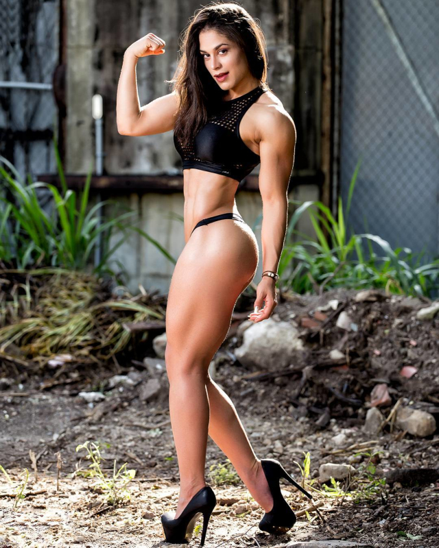 Fitness Model Fabi Martinez