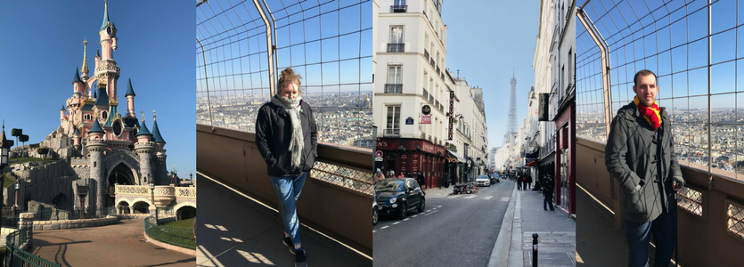 Selection of our Paris photos
