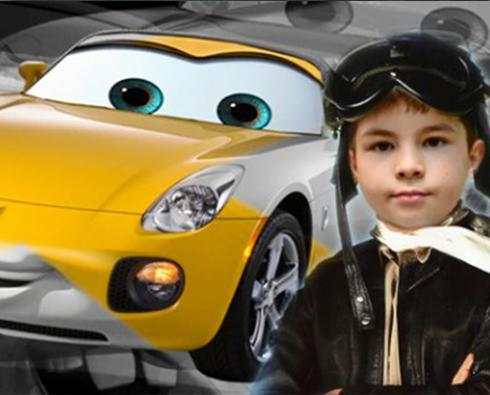 Тачки Cars