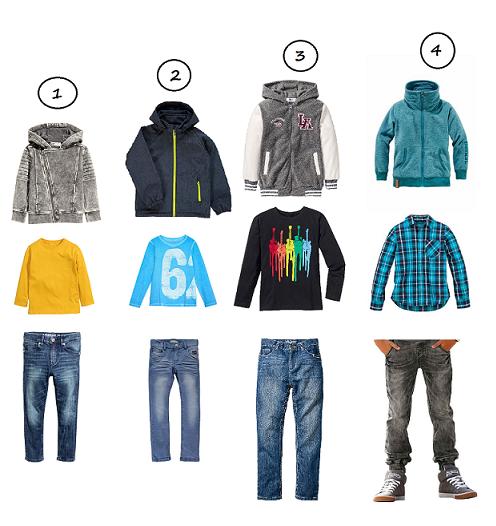 Coole Outfits Für Schulkinder Jungsedition 3 Fach Jungsmami