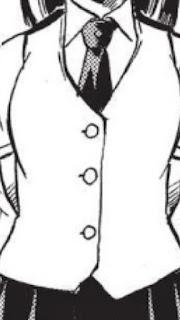 Comparativa entre las tetas de Nejire Hadou del manga y las del anime.