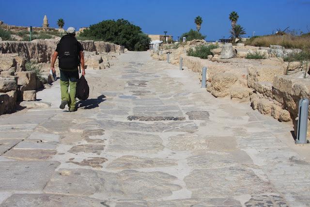 Visitar CESAREIA e as mais belas ruínas romanas  | Israel