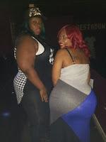 Atl bbw lesbische dating