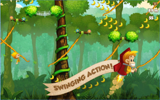 Benji Bananas Apk - Free Download Android Game