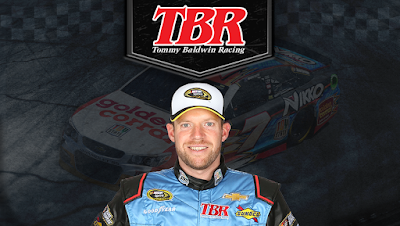 Leavine Family Racing Buys Tommy Baldwin Racing Charter #nascar