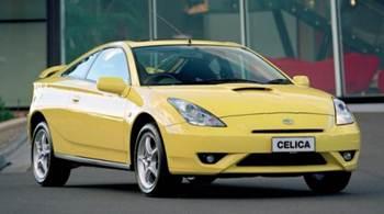 Toyota Celica ZR Review
