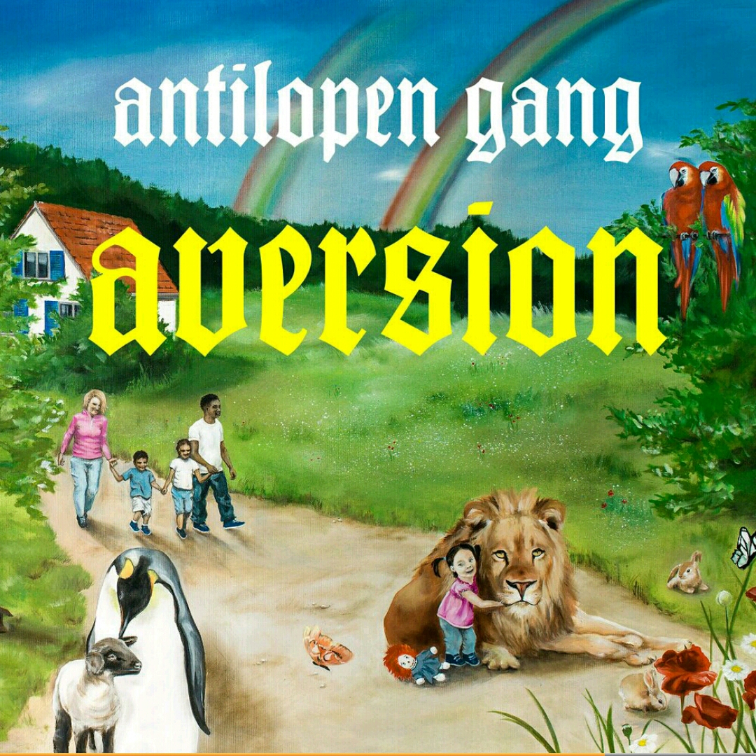 Antilopen Gang - Aversion - Atomlabor Blog Kritik
